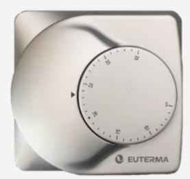 <p>Euterma<br/><strong>TERMOSTATO A PERILLA</strong></p>